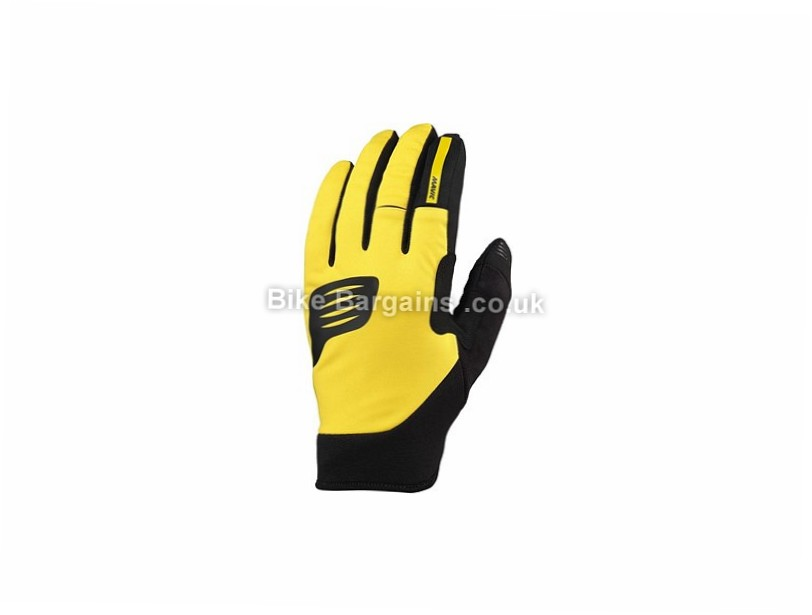 Mavic Crossmax Thermo Full Finger MTB Gloves S, Black