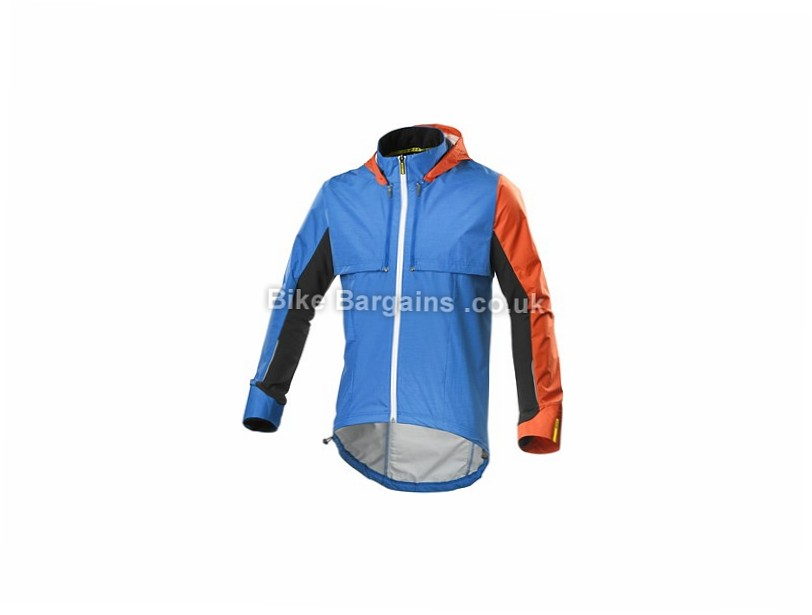 Mavic Crossmax Ultimate Convertible Jacket S,M, Blue