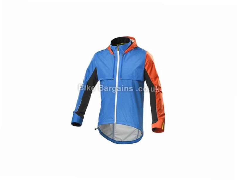 Mavic Crossmax Ultimate Convertible Jacket S,M, Blue