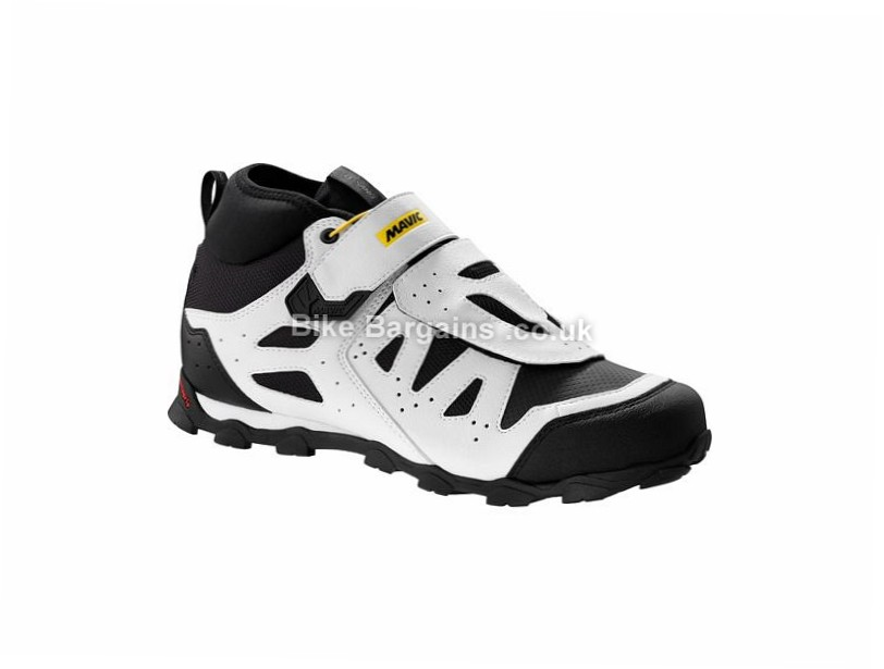 Mavic Crossride XL Elite Protec MTB SPD Shoes 41, Black, White