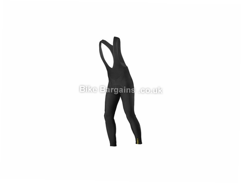 Mavic Ksyrium Elite Thermo Bib Tights S, Black