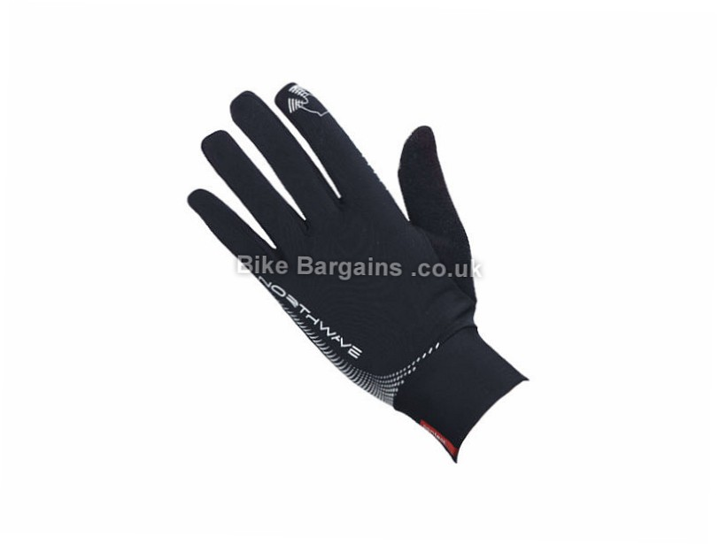 Northwave Contact Touch Full Finger Cycling Gloves Black, XL