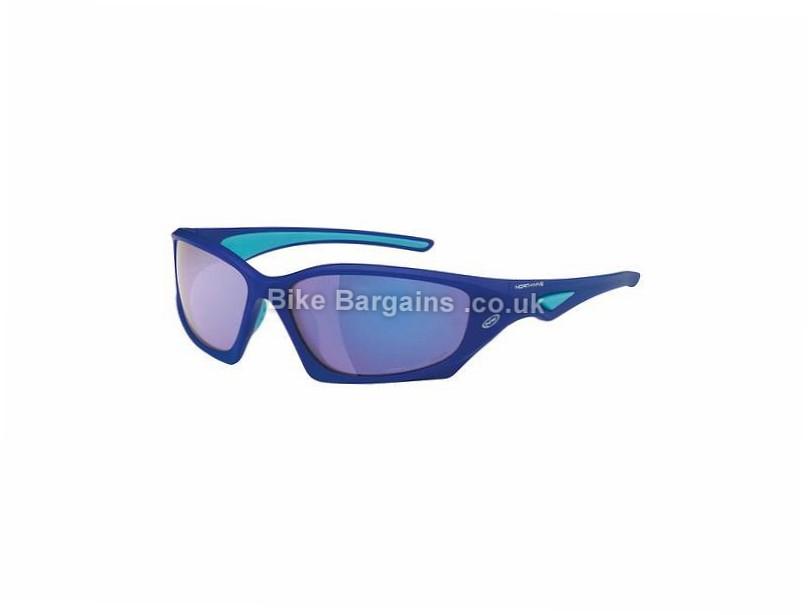 Northwave Phantom Cycling Sunglasses Blue