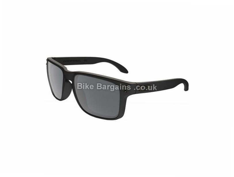 Oakley Holbrook Sunglasses Black
