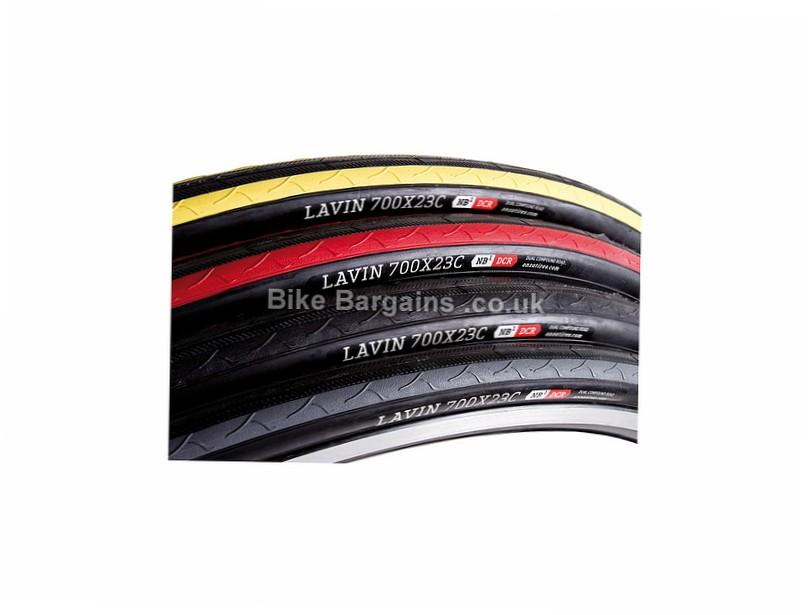 Onza Lavin Folding Tyre 700c, 23c, Black