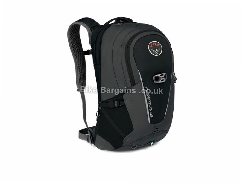 Osprey Momentum 26 Litre Backpack 26 Litres, Black