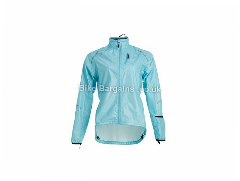 Polaris Ladies Aqualite Extreme Lightweight Waterproof Jacket Blue, Pink, 8, 10, 12, 14, 16