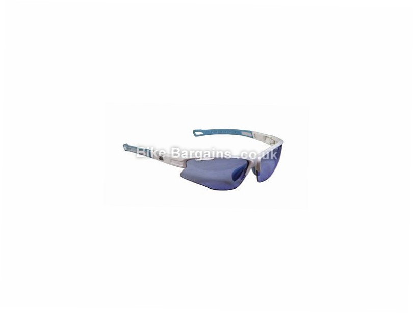 Polaris Lucid Sunglasses White