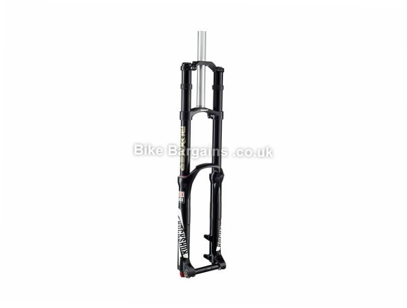 "RockShox BoXXer Team MTB Suspension Forks 20mm, 200mm, 1.1/8"", 27.5"", Black"