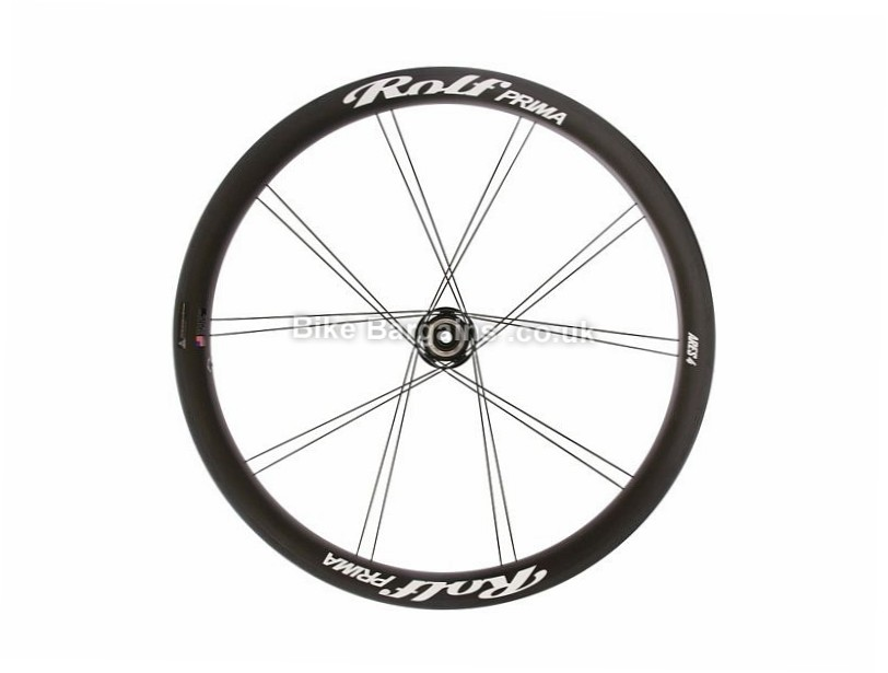 Rolf Prima Ares4 Disc Rear Road Wheel 835g, Shimano, 700c, Black