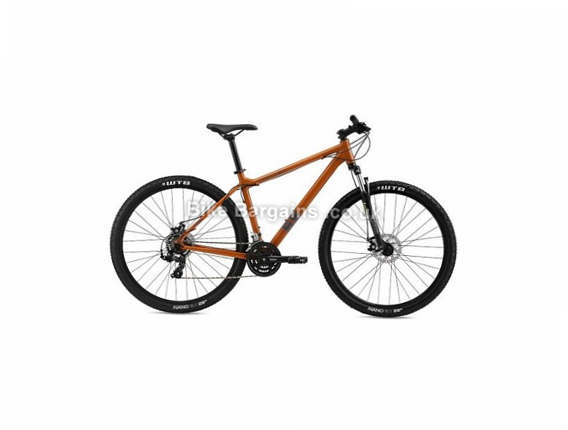 "SE Bikes Big Mountain 29 inch 2.0 Alloy Hardtail Mountain Bike 2017 29"",  21"", Orange, 21 Speed, Alloy"