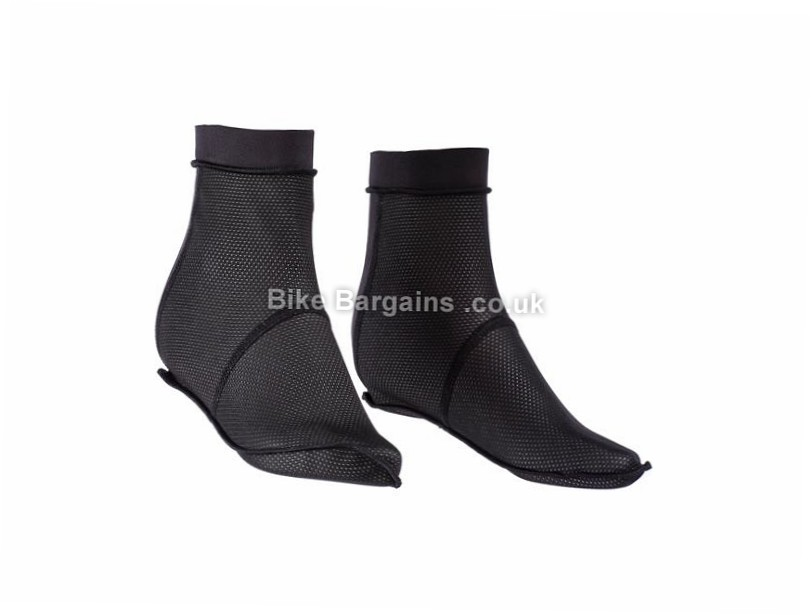 Santini 365 Windstopper Overshoes S, Black