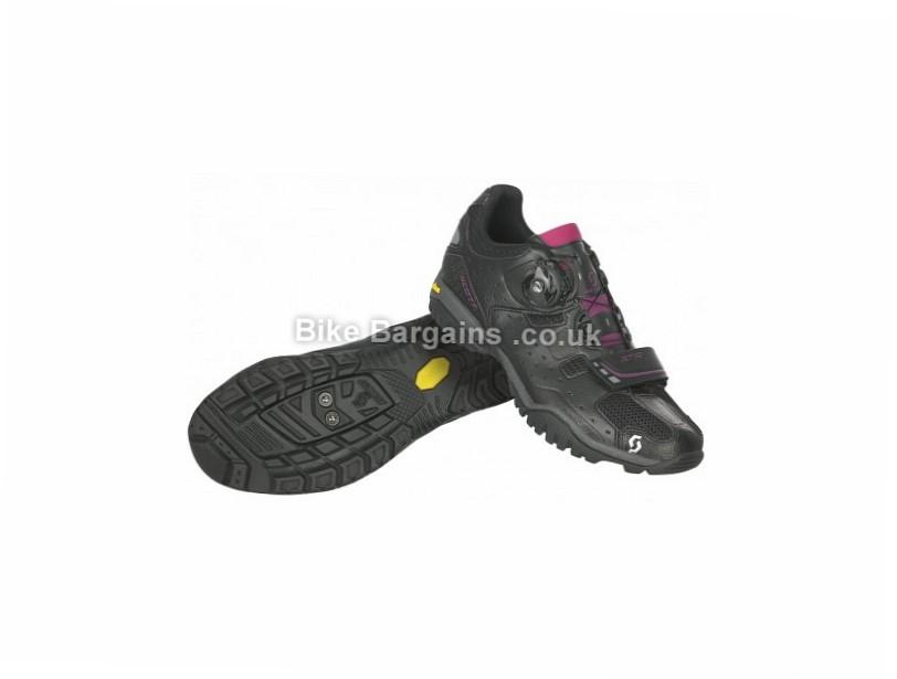 Scott A.T.R MTB Ladies Shoes 37,38,39,40,41, Black