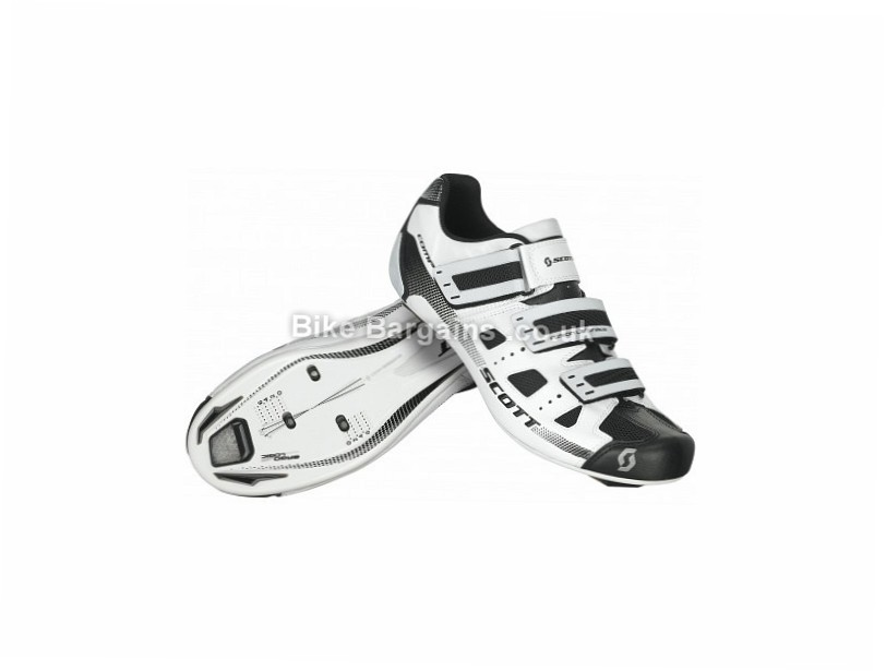 Scott Comp Road Shoes 42, White