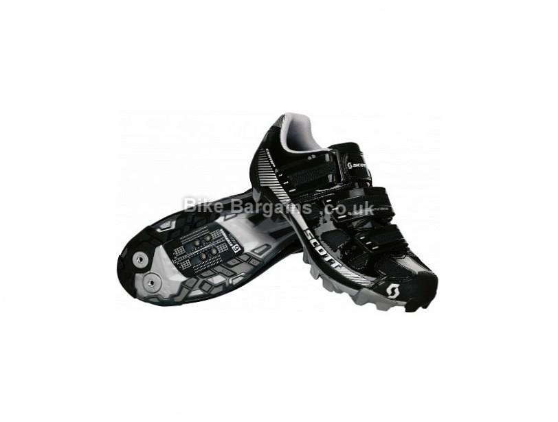 Scott MTB Comp Ladies SPD Shoes 36,37,38,39,40,41, Black