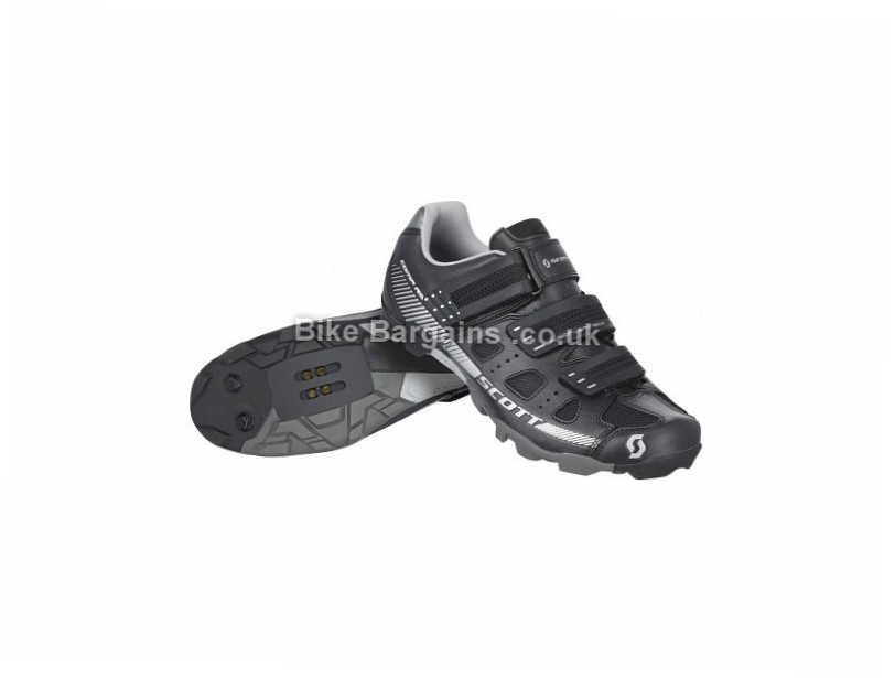 Scott MTB Comp RS Ladies SPD Shoes 37,38,39,40,41,42, Black