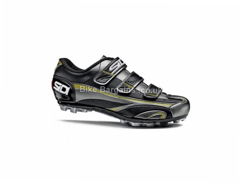 Sidi Peak MTB Shoes 42, black, silver