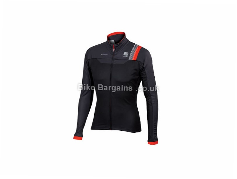 Sportful BodyFit Pro Windstopper Jacket XS, S, Black, Red, Blue, Yellow, Silver