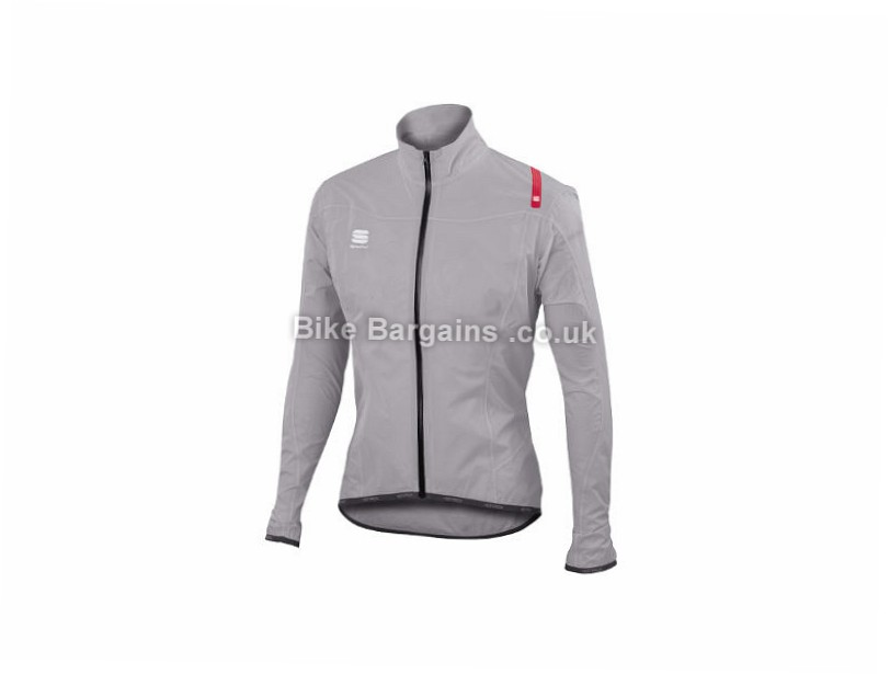 Sportful Hot Pack NoRain Ultralight Jacket XS,S,M,L,XL,Silver, Yellow