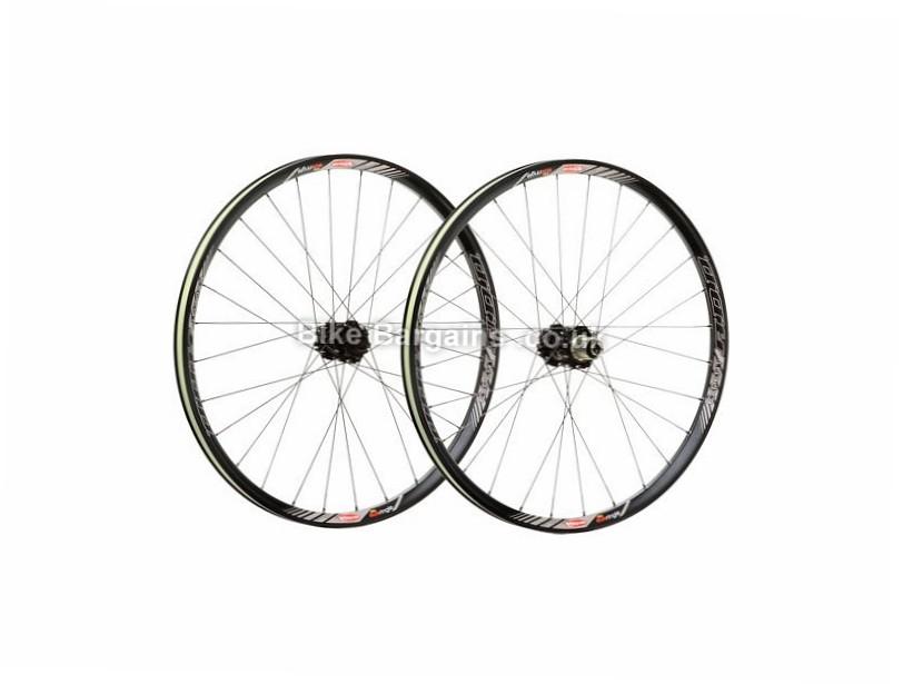 """Sun Ringle ADD Expert Tubeless MTB Wheelset 27.5"""", Black"""