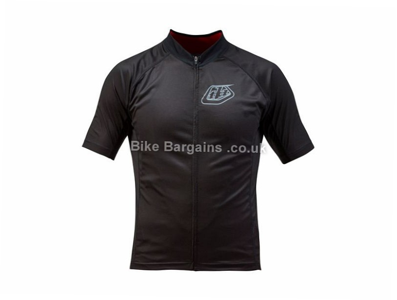 Troy Lee Designs Ace Jersey 2017 XXL, Red, Black