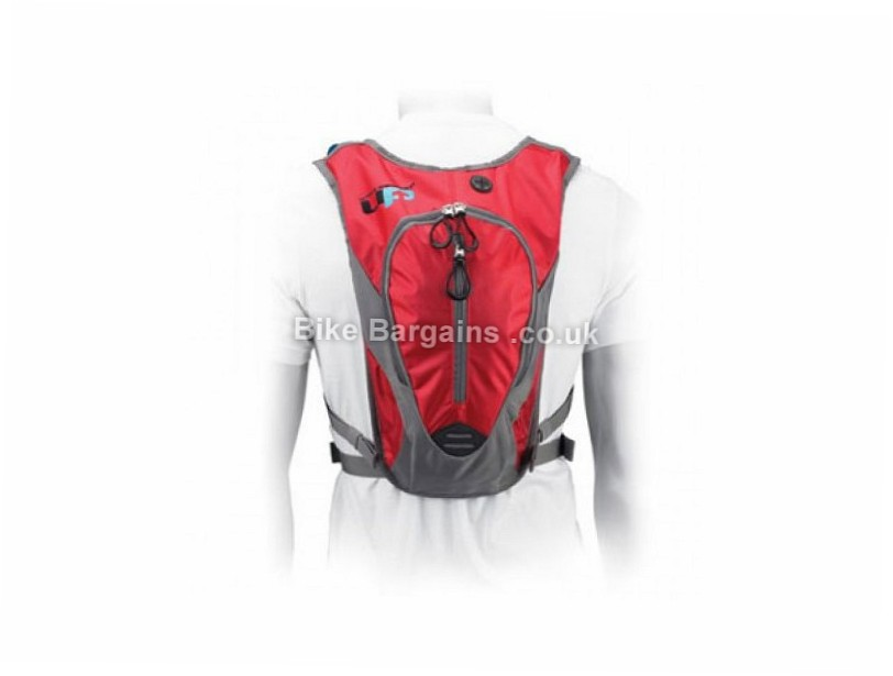 Ultimate Performance Bala 1.5 Litre Hydration Pack Red, 1.5 Litres