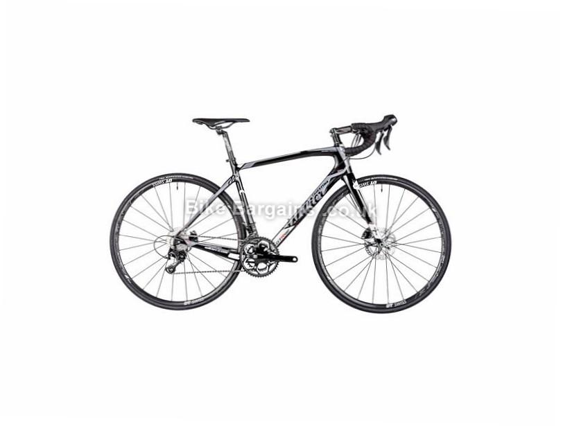 Wilier GTR Team Endurance Shimano 105 Disc Carbon Road Bike 2017 700c, XS, Grey, 22 Speed, Carbon