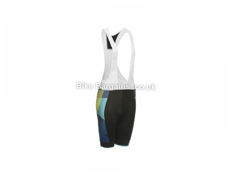 dhb Ladies ASV Race Bib Shorts 8, 10, Black, Navy