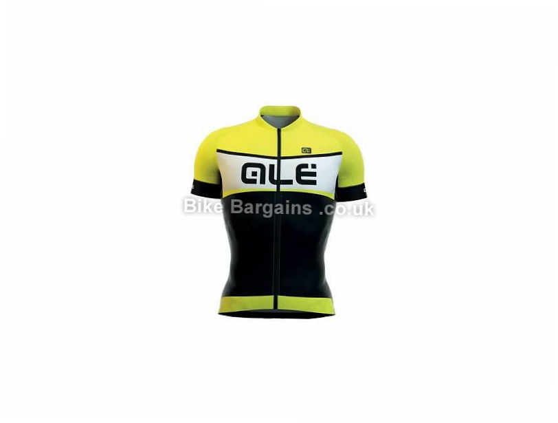 Ale Formula 1.0 Sprinter Jersey XL,Black, Red