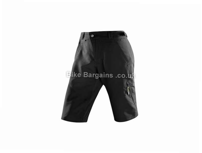 Altura Attack One 80 Baggy MTB Shorts Black, S, XL, XXL
