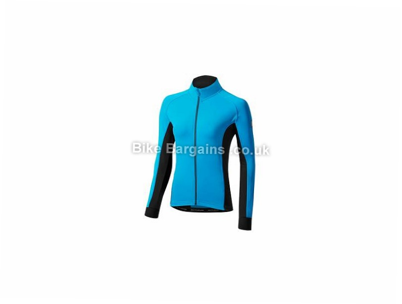 Altura Synchro Ladies Windproof Jacket 16, Black, Pink, Women's, Long Sleeve