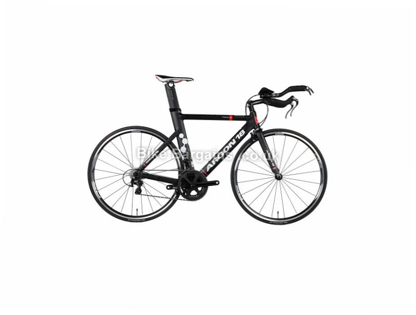 Argon 18 E-80 Time Trial Triathlon Custom Alloy Road Bike XS,S,M,L, Black