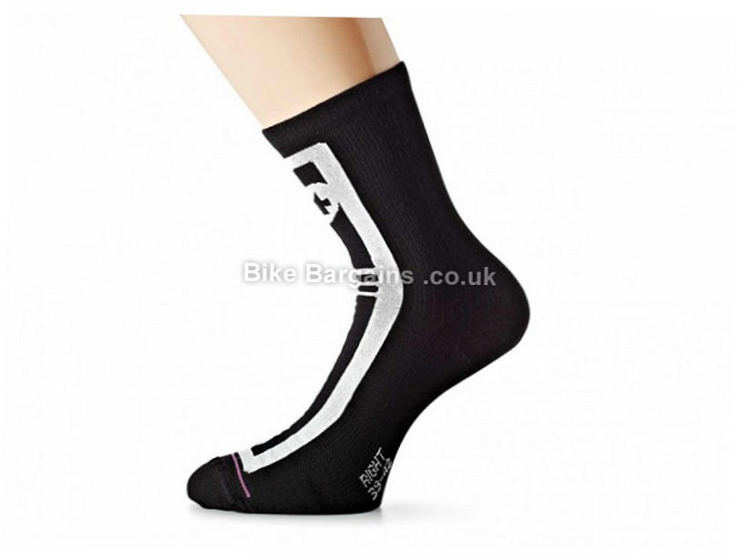 Assos Habu evo7 Socks Black, 1