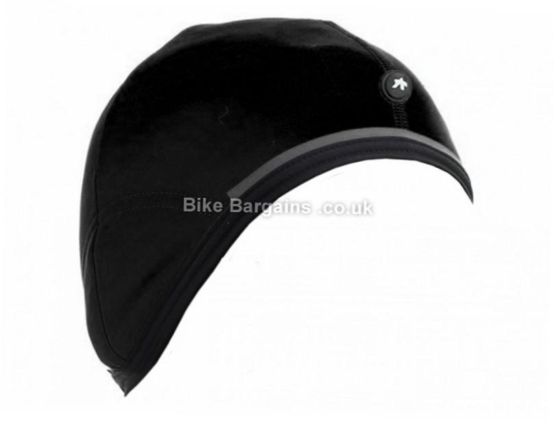 Assos Robo 607 Cycling Cap Black, Size 1