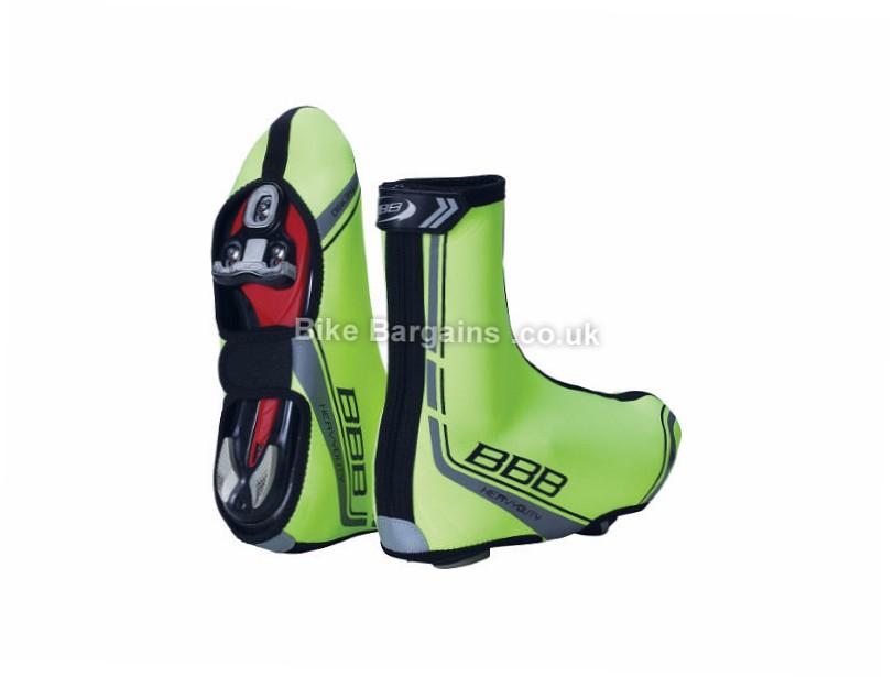 BBB HeavyDuty Hi Viz Overshoes 37, 38, 45, 46, 47, 48, Yellow