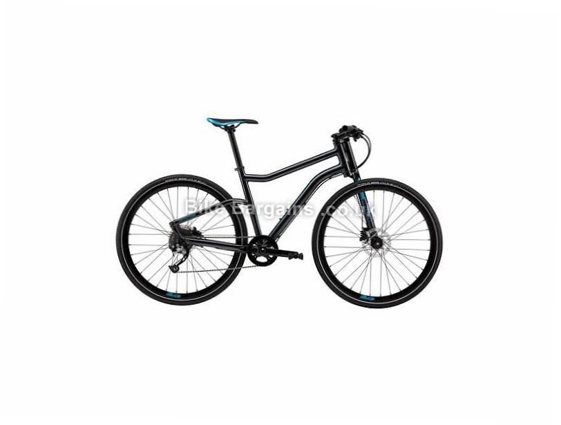 Cannondale Contro 4 Alloy Hybrid Bike 2016 L, Grey
