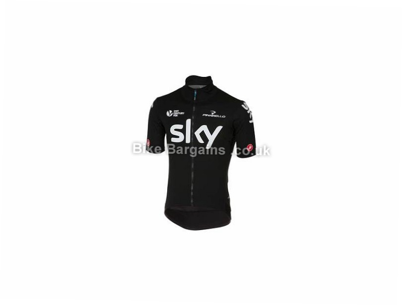 Castelli Team Sky Perfetto Light 2 Short Sleeve Jersey was sold for ... 0af3e1d04