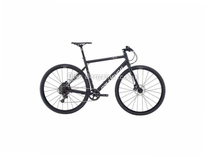 """Commencal FCB Alloy City Bike 2017 20"""", 700c,  Black, 11 Speed, Alloy"""