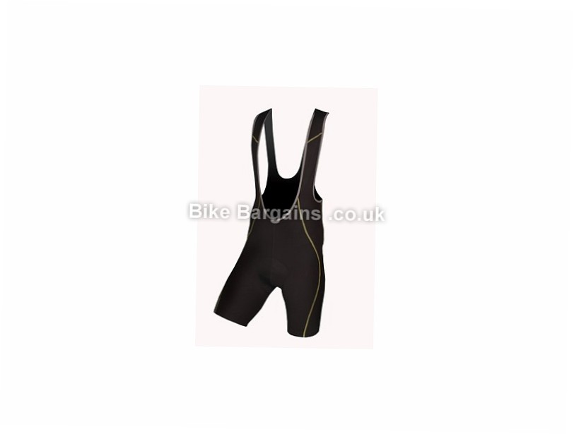 Endura MT500 Padded Bib Shorts S,XXL, Black