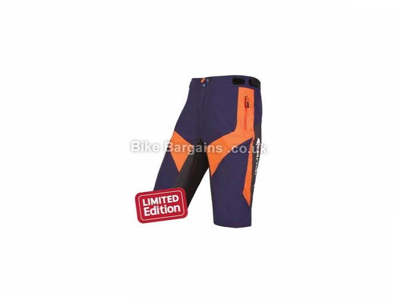 Endura MTR LTD Baggy MTB Shorts XXL, Blue