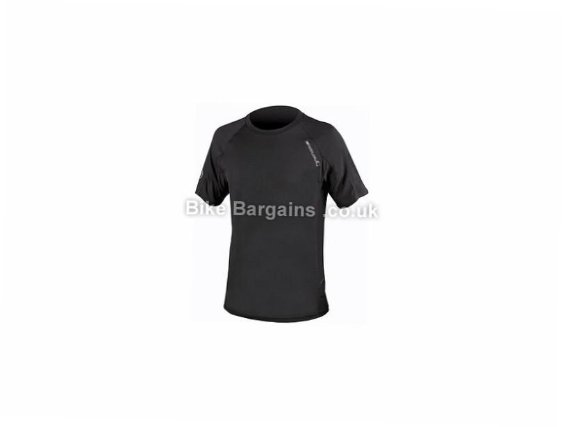 Endura Singletrack Lite Wicking Casual T-Shirt XXL, Grey