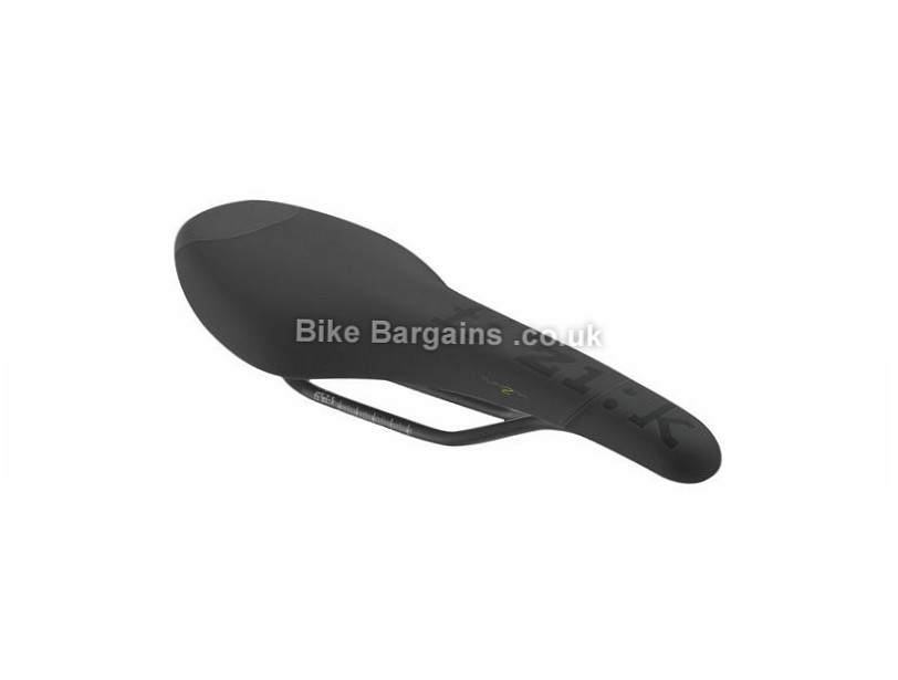 Fizik Tundra 2 Mag Saddle Black, White, Red, 223g, 290mm, 125mm