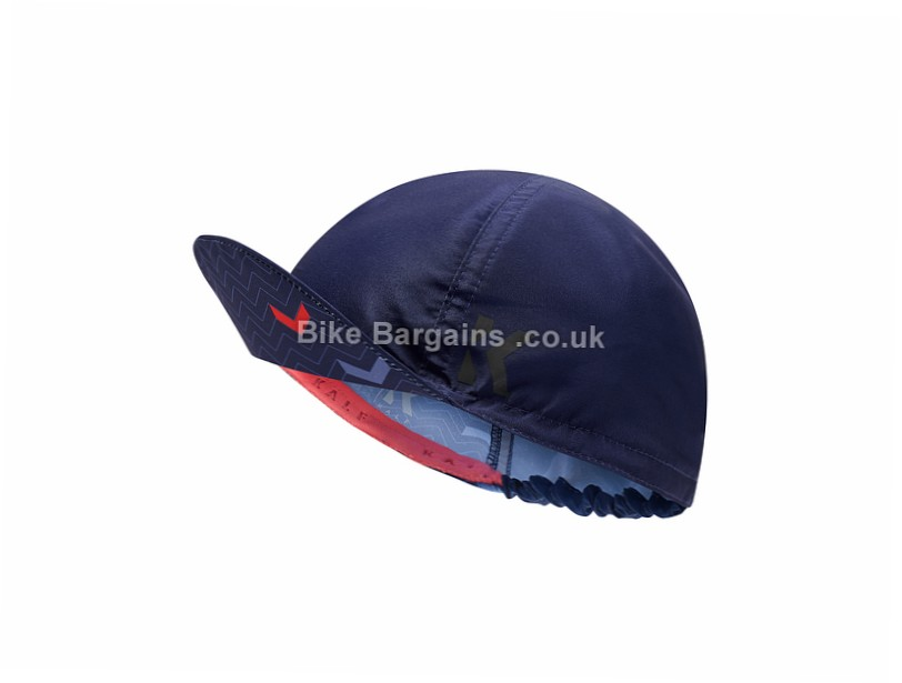 Kalf Prudential RideLondon Cycling Cap Blue