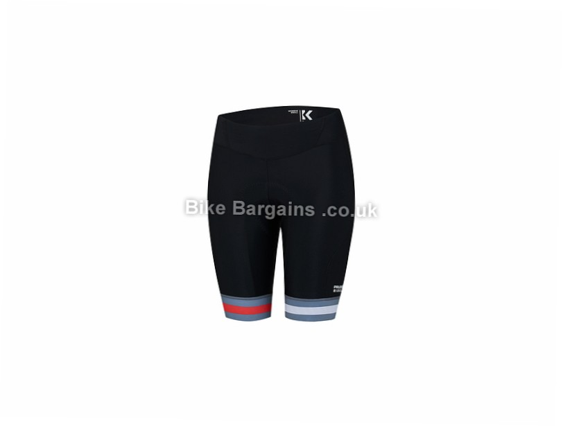 Kalf Prudential RideLondon Ladies Shorts S, L, Black