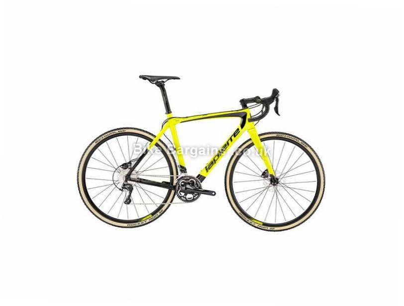 Lapierre CX Carbon 600 Disc Cyclocross Bike 2017 54cm, 700c,  Yellow, Black, 700c, 11 Speed, Carbon