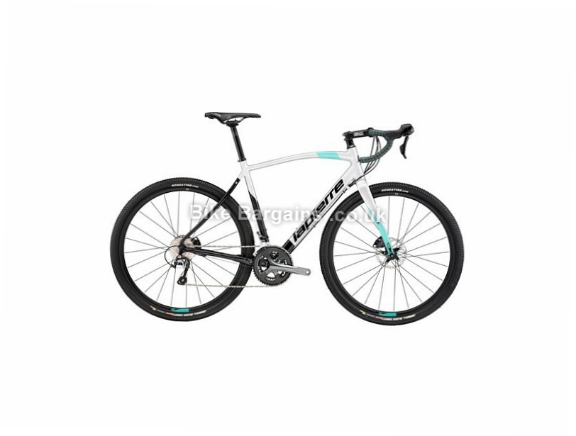 Lapierre Crosshill 300 Disc Alloy Gravel Bike 2017 61cm, 700c, White, 11 Speed, Alloy