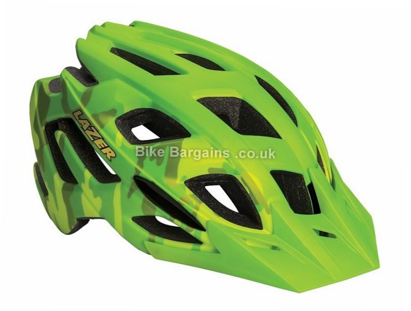 Lazer Ultrax MTB Helmet S, Black, Blue, White