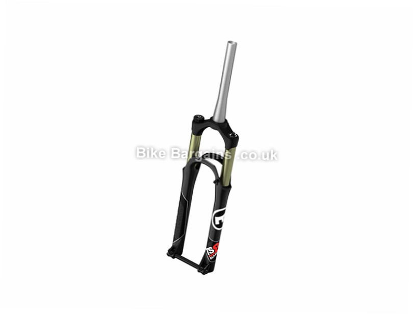 "Magura TS8 eLECT 27.5"" Mountain Bike Suspension Fork 27.5"", 100mm, Tapered, 15mm, eLECT Wireless Lockout"