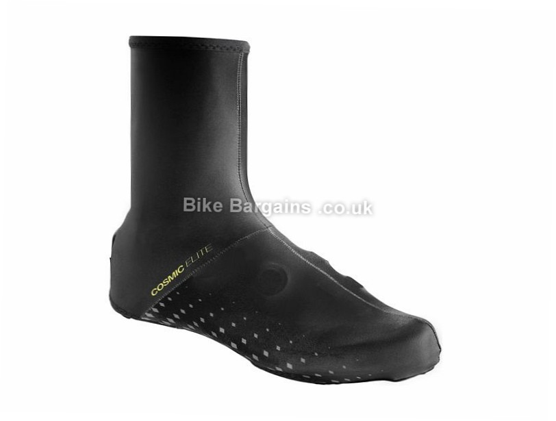 Mavic Cosmic Elite Overshoes S,M, Black