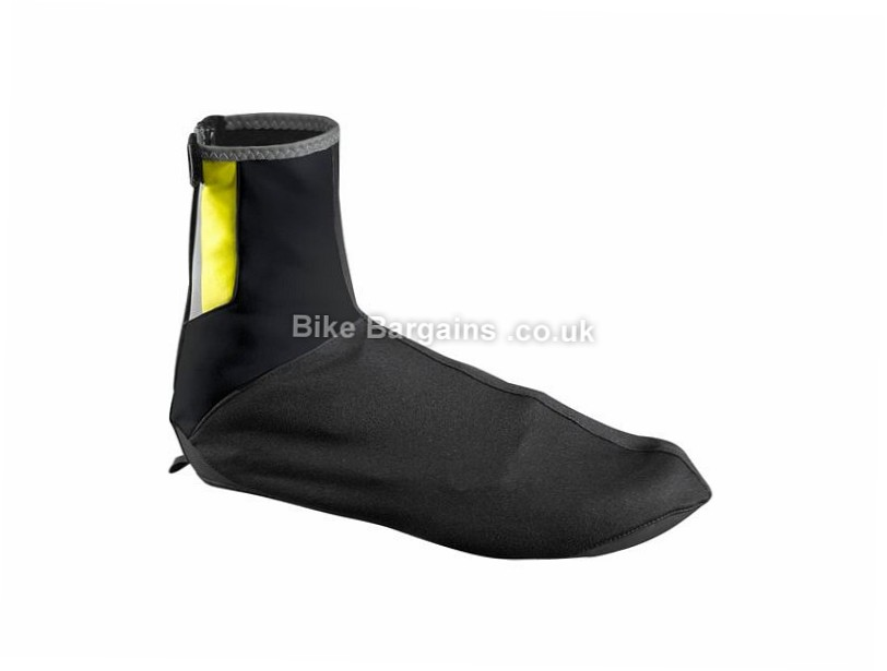 Mavic Vision Overshoes S,M, Black, Yellow